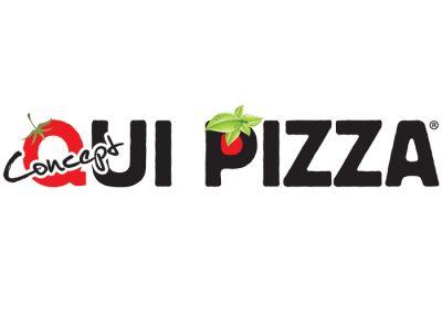 Qui pizza